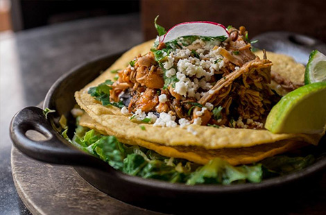 Bakersfield ~ Tacos  Tequila  Whiskey